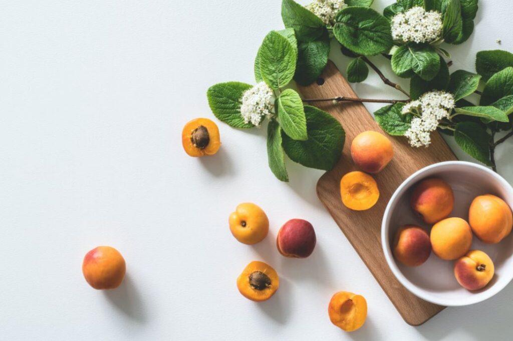 Infos über Aprikosenkerne
