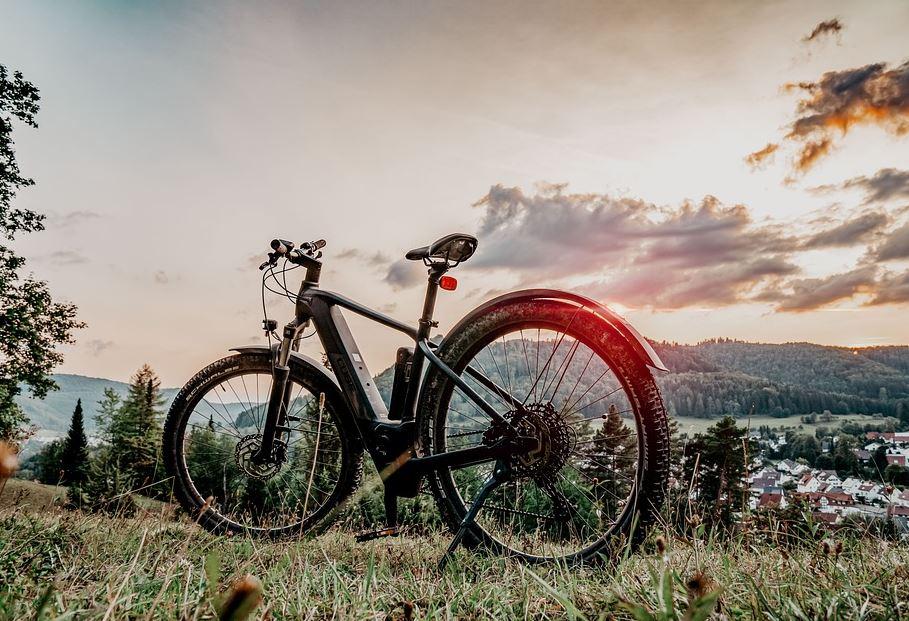 Urban E Bike ist wie gemacht für Sie