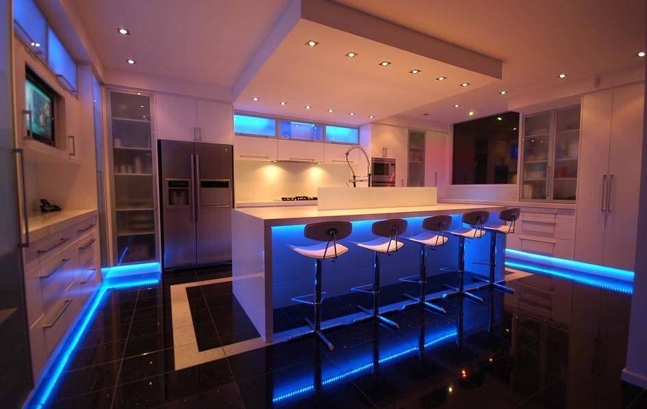 led beleuchtung küche
